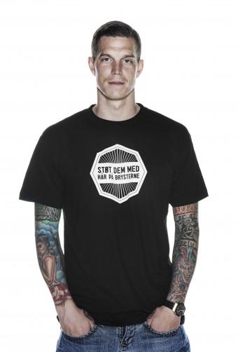 Mand det nytter T-shirt str. S