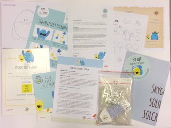 Solsmart materialepakke