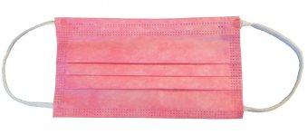 Pink mundbind, 50 stk.