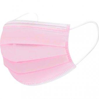 10 stk. lyserøde mundbind