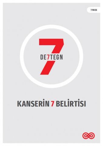 De 7 tegn på kræft - tyrkisk